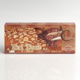 Turrón de Chocolate 200 gr.